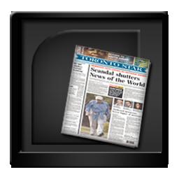 Black Microsoft FrontPage