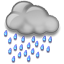 Heavy Rain at Night icon