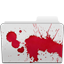 Blood Folder icon