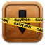 Market Caution icon