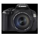 Canon 600D front-128