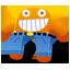 Orange Pants icon