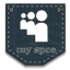 My space icon