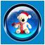 Christmas Teddy Bear icon