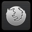 Firefox Grey-128