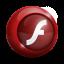3D Flash Icon