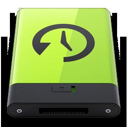 HDD Green Time Machine