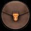 Briefcase Round icon