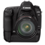 Canon 5D front up bg icon