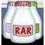 Fyle type rar icon