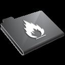 Flame grey-128