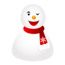 Wink Snowman-128