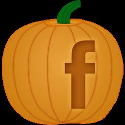 Facebook Pumpkin