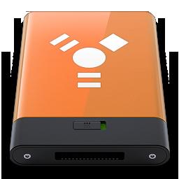 HDD Orange Firewire W