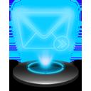 E-mail Hologram-128