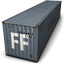 Fonts Container Icon