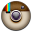 Instagram Round Icon