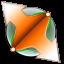 Unfold 3D Icon