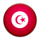 Flag of Tunisia-128