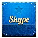 Skype retro-128