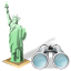 Statue of Liberty Search icon