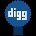 Badge Digg-128