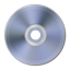 Light Blue Metallic CD icon