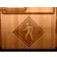 Public glossy icon