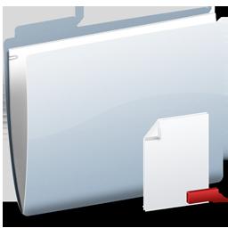 Folder Doc Remove