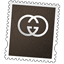 Gucci Logo Stamp Icon