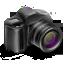 3D Photocamera icon