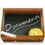 Dossier Ardoise Documents Icon