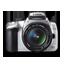 Canon EOS 350D Silver icon