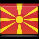 Macedonia Flag-128