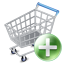 Shopcart Add icon