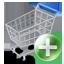 Shopcart Add icon