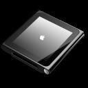 iPod nano black-128
