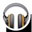 Round Gmusic icon
