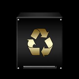 Trash Empty Gold