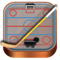 Hockey wooden