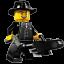 Lego Gangster icon