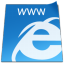 Internet File Icon