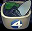 Fantastic Trash Icon