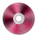 Dark Pink Metallic CD-128