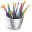 3D Art Supplies icon