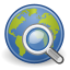 Hyperlink Internet Search icon
