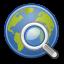 Hyperlink Internet Search Icon