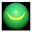 Flag of Mauritania-128