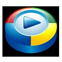 Windows Media Player puck-128