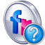 Flickr Help icon